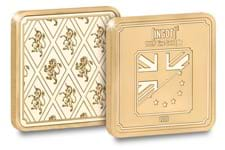 This special BREXIT 1g Pure Gold Collector Ingot has been released to mark the historic moment England leave the EU.