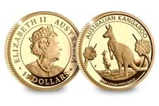 Issued individually for the very first time & exclusive to CPM clients - the Australia 2020 Kangaroo 1/10oz Gold Proof Coin